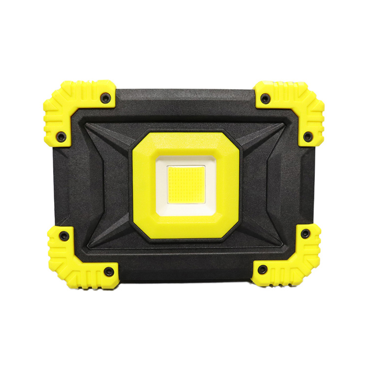 Factory hot sale working light yellow 30w led flood bulb waterproof outdoor