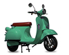 electric motorcycle bike 60V20AH 2000W VESPA old model with EEC certificate for sale