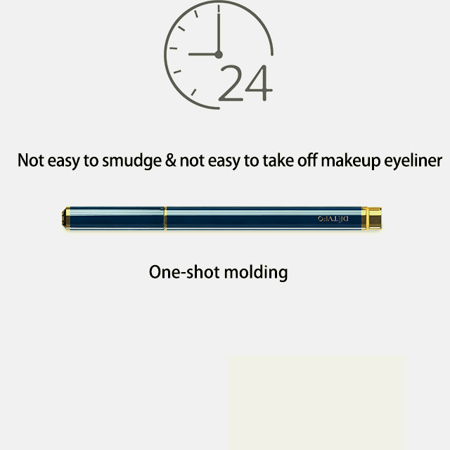 Free sample tube adhesive eyeliner private label colored eyeliner adhesive pen Eyeliner