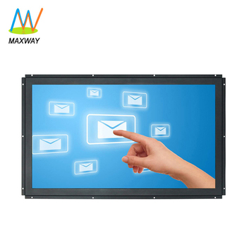 32 Inch Open Frame Infrared Capacitive RS232 USB Powered Touchscreen Lcd Touch Screen Monitor