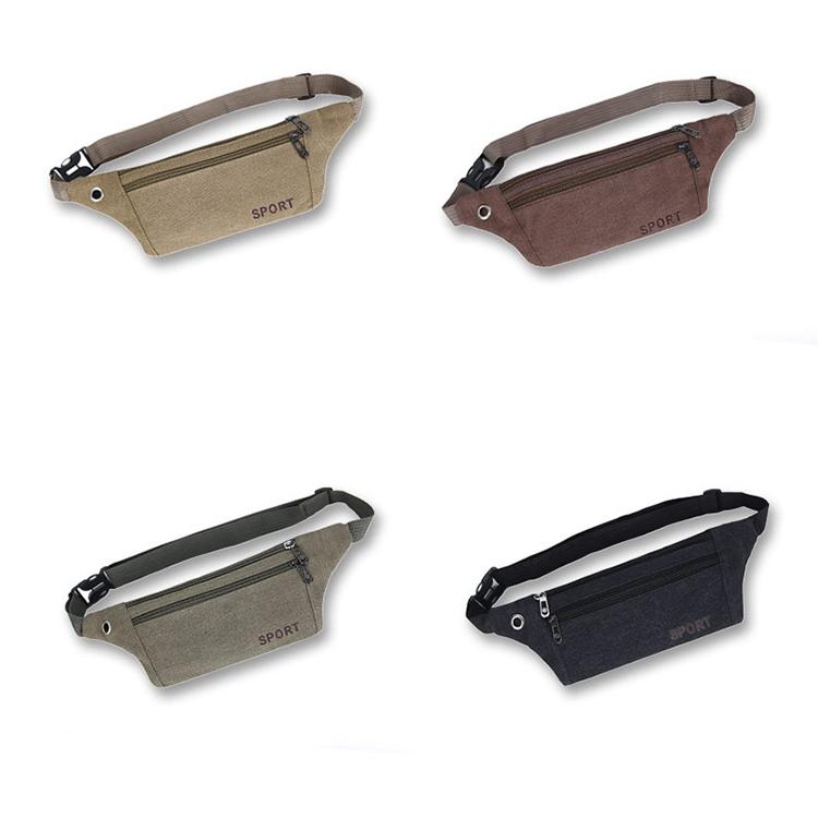 En gros logo personnalisé ceinture de sport en cours d'exécution sac portable pas cher voyage fanny pack taille sac
