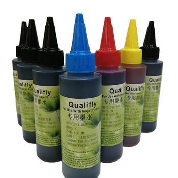 PGI 380 CLI381 dye ink for canon printer refill ink for inkjet printer liquid ink for canon TS6230 T