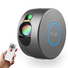 Лазерный проектор ALIEN Star Galaxy с дистанционным управлением, звездное небо, сценический эффект, для спальни, детской комнаты, вечеринки, праздн...(Китай)