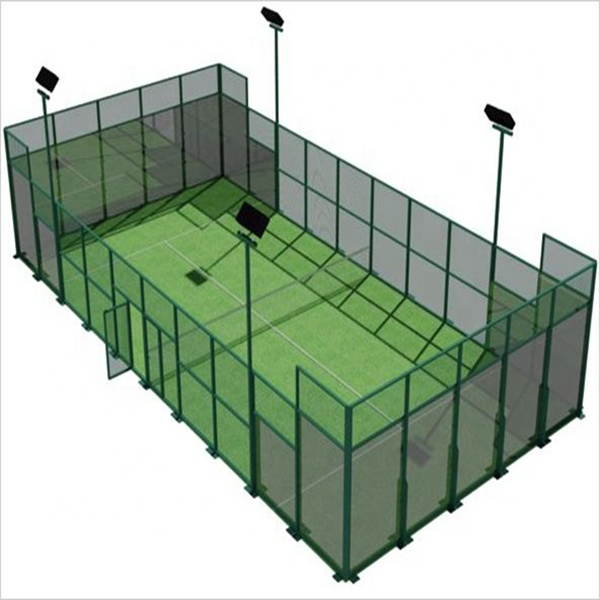 20mm Artificial  Padel Grass for  Paddle Tennis Playground
