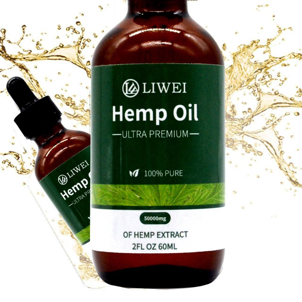 CBD Oil Hemp Private Label Bulk Pure Oem Organic Face Extract Hemp Seed Massage Essential Oil Supplier Manufacturers Wholesale