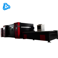 Environment-friendly 2040 durma 2000w fiber laser cutting machine