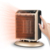 High Quality Office House Use 400W/900W 2 Gears Portable Mini Low Noise Portable Electric Fan Heater, Household Space Heater