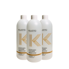 Wholesale KALISPRO hair dye cream 1000ML Oxidizer Cream/developer/oxygen for salon use mix with hair color 100% cover grey hair