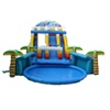 Inflatable waterslide Outdoor Playground Swimming Pool Large Inflatable Water slide For Adult and children