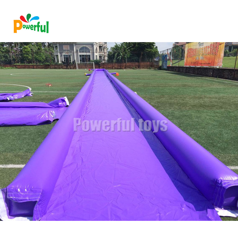 Custom Logo Giant Inflatable Slide/inflatable city water slide for sale