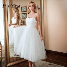 Женское вечернее платье It's Yiiya, элегантное платье на бретельках длиной до колена для выпускного вечера размера плюс, E1305(Китай)