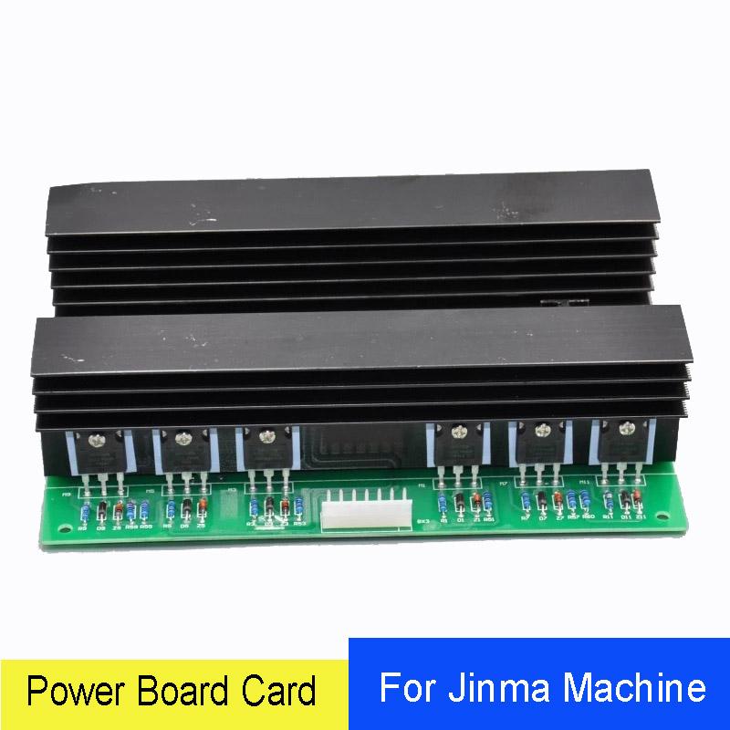 Jinma Original Power Drive Board Control Card for Wire Cut Small Hole EDM Machine