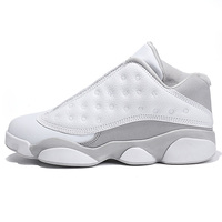 Wholesale Absorption Basketball White Shoes Sports Retro Jordan Basketball Shoes Air Sneakers Brand Men Aj13
