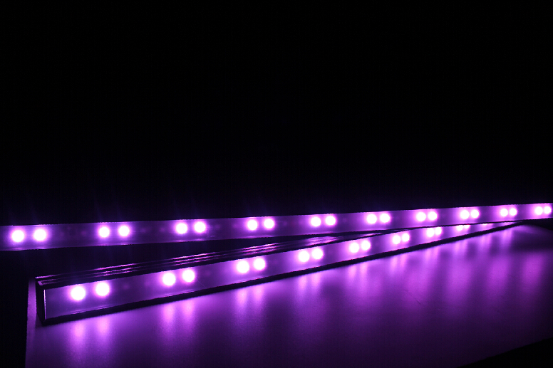 DMX led pixel mapping bar with 16.7 million color for stage background