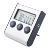 Thermometer Digital Cooking Kitchen Temperature Probe with Timer