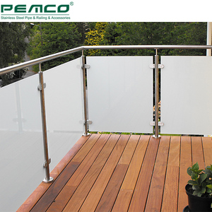 Plexigl Deck Railing Cost Interior Design Ideas