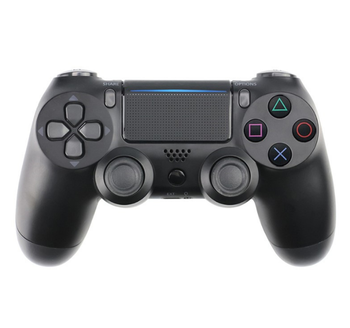 Game Controller for Playstation 4, PS4 Wireless Controller with Built-in Speaker /Gyro/Motor Remote Pro Controller Gamepad