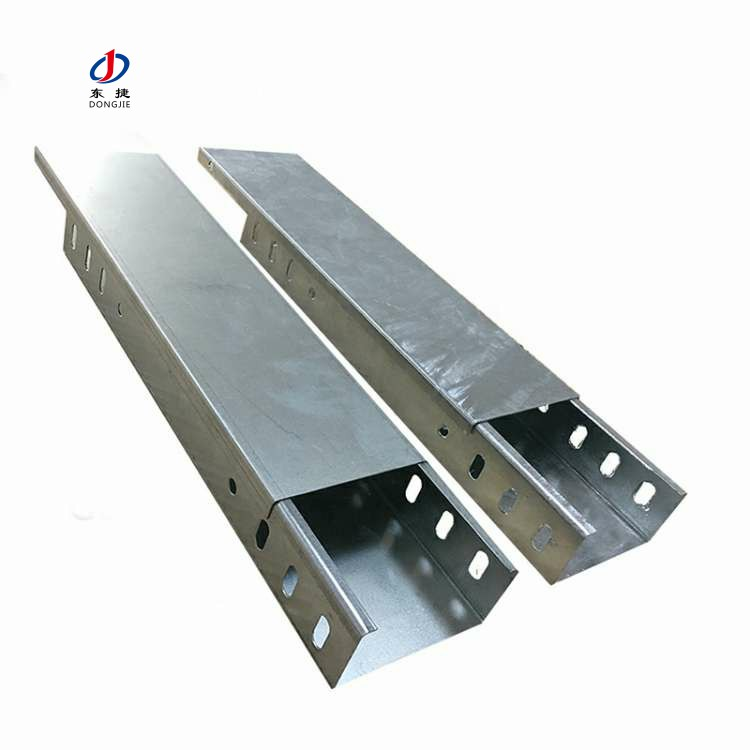 100mm 150mm hot dip galvanized steel cable tray manufacturer
