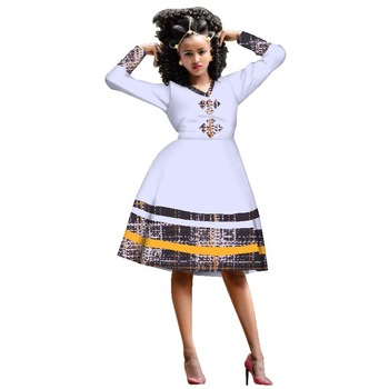 Casual Loose Print Lace Dresses Bazin Riche African Print Dresses For Women  Traditional Plus Size African Clothing Party Wy3001 - Buy African Dresses  ...