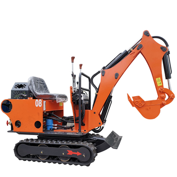 Bucket Mini Excavator 800kg Engine Diesel for Sale Malaysia