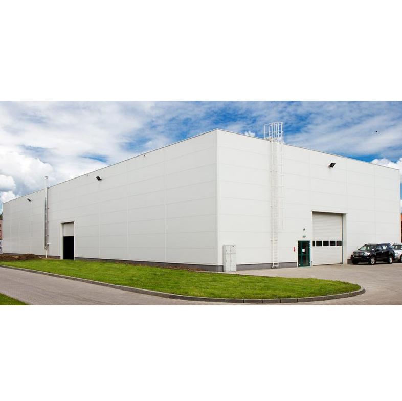 HOT-VERKAUF! Gute Lieferant Design Vorgefertigte Stahl Konstruktion Fabrik Gebäude Stabile Lager Für Verkauf