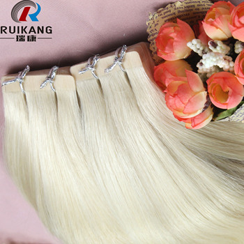 100% Human Pu Tapes In Extensions Ash Mona Indian Seamless Skin Weft Curly Mini Virgin Brazilian Ombre 2019 Tape Hair Extension