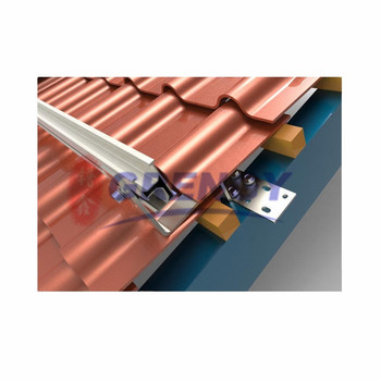 Products supply best solar mounting tile roof hook solar accessories for pv fixing systems