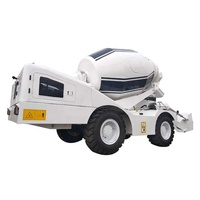 SELF LOADING FACTORY SELL CONCRETE MIXER TRUCK 1.5CBM CHEAP PRICE