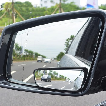 Wholesale wide angle and adjustable blind spot mirror for car