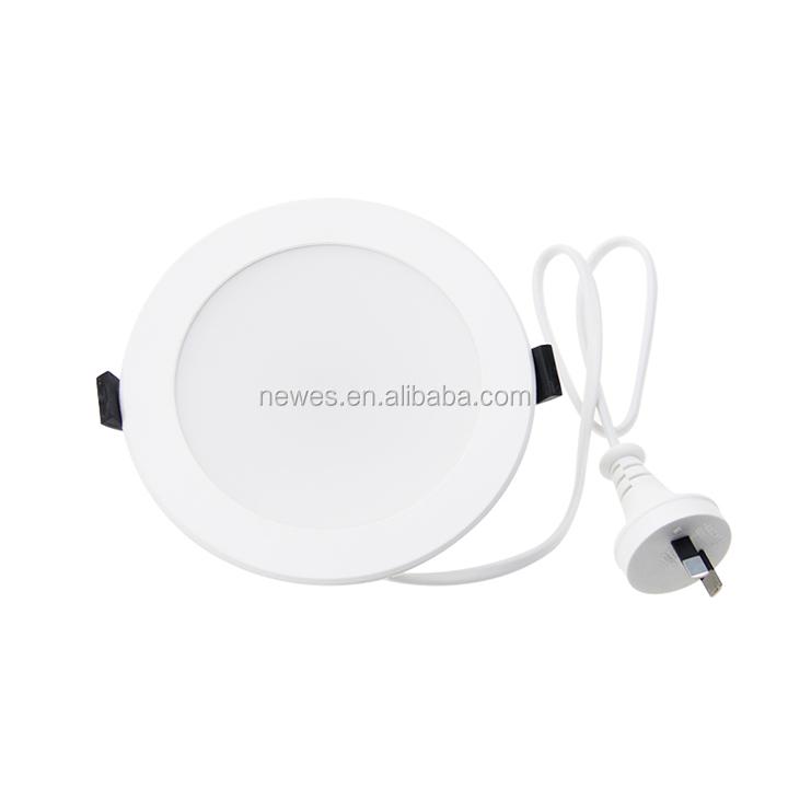 אוסטרליה סטנדרטי SAA קול שליטה למטה אור באמצעות Alexa גוגל עוזר Siri חכם Wifi 10W LED שקוע Downlight
