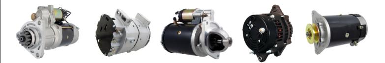 Заводские пользовательские pulsar стартер мотор