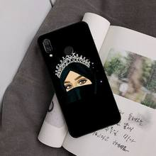 Babaite мультфильм хиджаб Эстетическая мусульманская девушка ilham malah чехол для телефона для Xiaomi Redmi4X 6A S2 Go Redmi 5 5Plus Note4 5 7 Note6Pro(Китай)