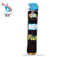 excellent quality&cheapest Colorful party trigger foam snow spray for christmas/wedding/party decoration
