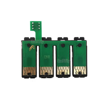T129R 4C universal  reset chip compatible epson printer  tank cartridge   CISS chip for Epson Stylus