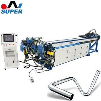 single layer automatic metal steel cnc pipe and tube bending machine