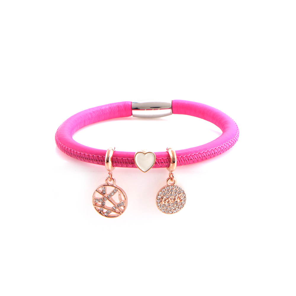 2019 Fashion Leather Cords Bracelets Jewelry DIY Charms Accessories