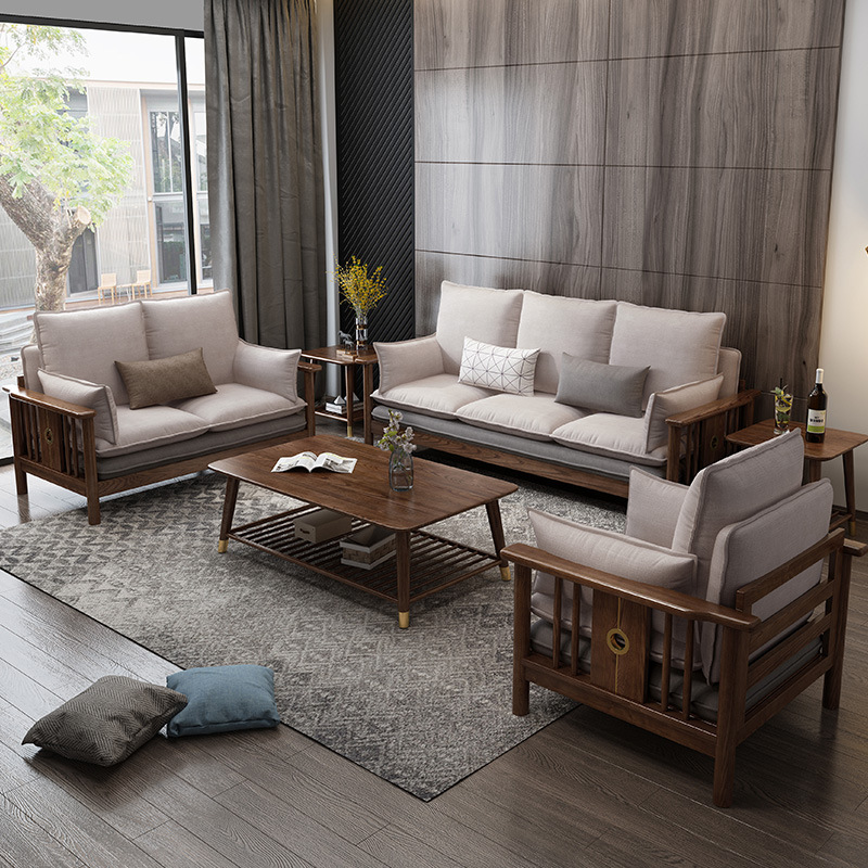 product-natural wooden sofa full corner couch wood base modern couches large sectional fair price bl