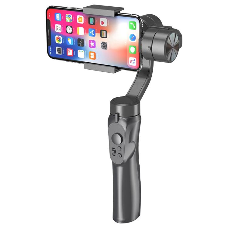 전문 3 축 짐벌 사진 스마트 폰 H4 안정기 비디오 bastao de selfie 스틱