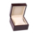 Custom Simple Style Wooden Single Wrist Watch Packing Box
