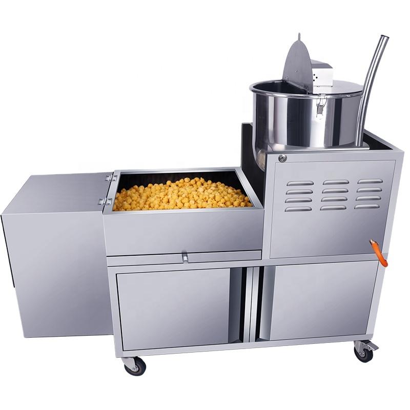 Precio de fábrica de la venta directa de pequeña máquina de palomitas de maíz