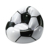 Kids Inflatable Home Sofa Transparent Soccer Inflatable Chair Sofa Inflatable Arm Chair for Sale