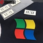 Heat Transfer Printing Transfer Printing Custom T-shirt Heat Transfer Printing Label Iron Sticker For Clothes