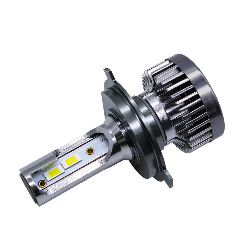 2Pcs H1 H3 H4 H7 Led H8 H11 HB3 9005 HB4 9006 Led Headlights Mini 100W 16000LM Car Light Bulbs  led strip lights