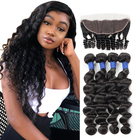 Whosale free peruvian hair 100 virgin,latest goods Real ali pearl hair,loose deep weave human hair mink virgin hair wholesale