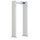 400 High Precision Series Cross Beam Walk-through Metal Detector