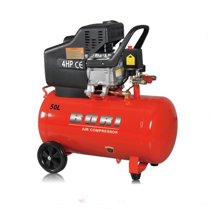 China factory good quality portable 50 litre air compressor