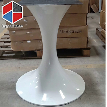Tulip table leg for coffee table