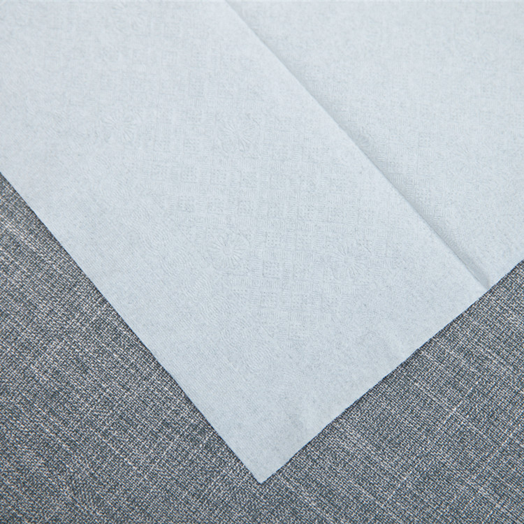 400x400 mm 2 ply 1/8 GT Fold Dinner Napkin