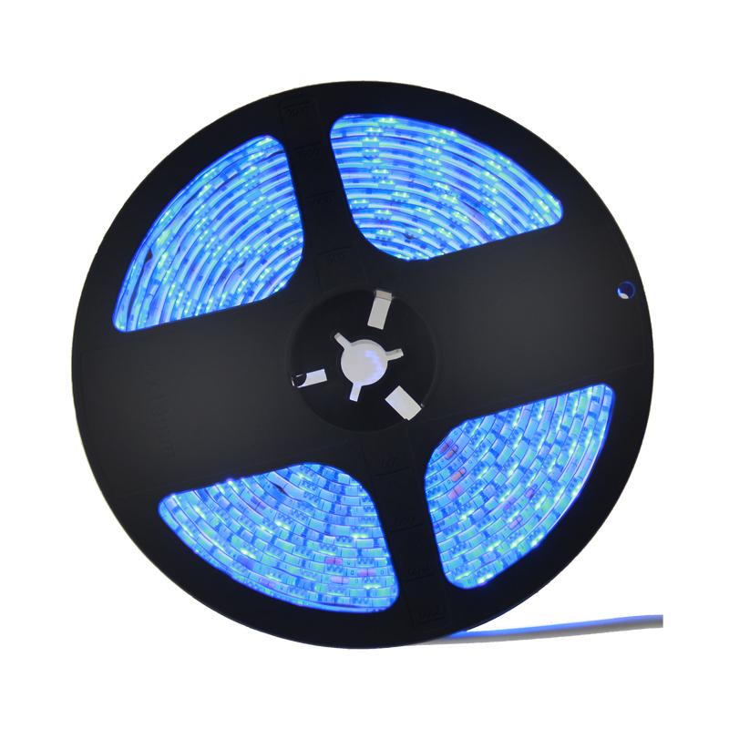 Amazon Alexa Compatible Music rhythm LED Light Strip Wifi Wireless  5050 Color Changing Smart LED Strip