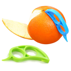 Mini Peeled Fruit Peeler Pomegranate Remover Slicer Cutter Quickly Stripping Kitchen Tool Lemons Orange Citrus Opener Peeler